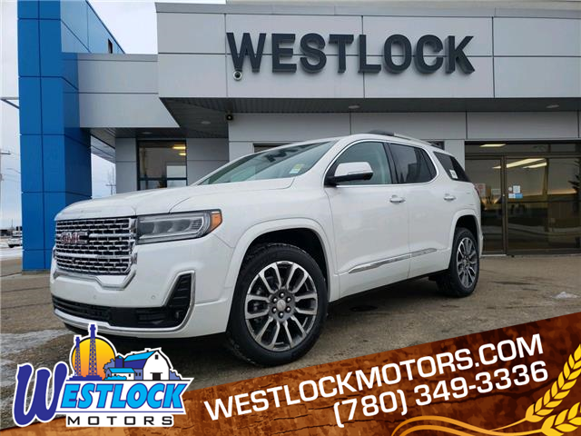 2021 GMC Acadia Denali (Stk: 21T66) in Westlock - Image 1 of 20