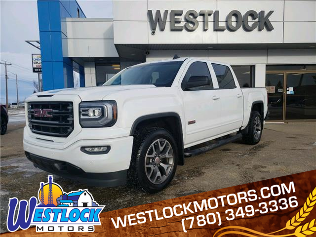 2017 GMC Sierra 1500 SLT (Stk: 21T54A) in Westlock - Image 1 of 22