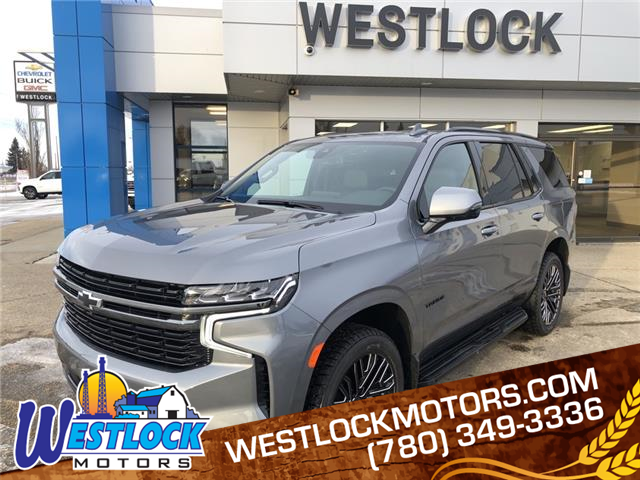 2021 Chevrolet Tahoe RST (Stk: 21T33) in Westlock - Image 1 of 6