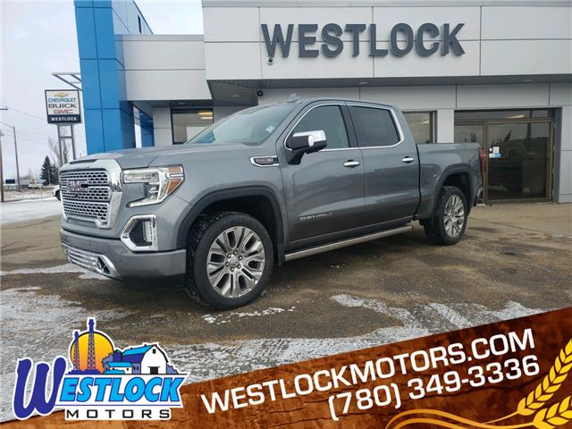 2021 GMC Sierra 1500 Denali (Stk: 21T63) in Westlock - Image 1 of 23