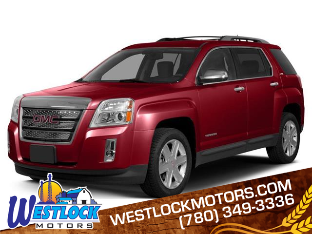 2015 GMC Terrain SLT-1 (Stk: T2101) in Westlock - Image 1 of 10