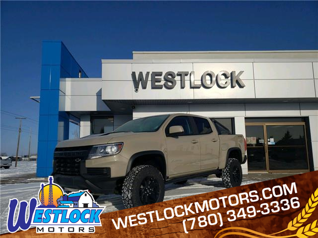 2021 Chevrolet Colorado ZR2 (Stk: 21T67) in Westlock - Image 1 of 22