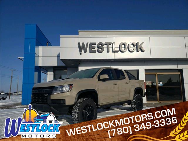 2021 Chevrolet Colorado ZR2 (Stk: 21T67) in Westlock - Image 1 of 22
