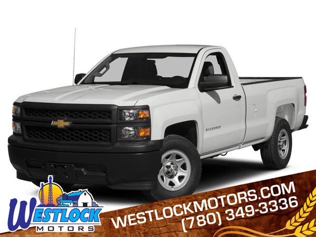 2014 Chevrolet Silverado 1500  (Stk: 21T104A) in Westlock - Image 1 of 9