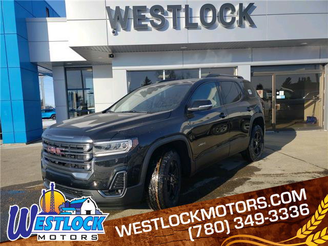 2021 GMC Acadia AT4 (Stk: 21T89) in Westlock - Image 1 of 20