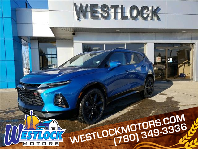 2021 Chevrolet Blazer RS (Stk: 21T77) in Westlock - Image 1 of 15
