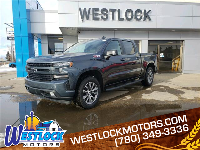 2021 Chevrolet Silverado 1500 RST (Stk: 21T110) in Westlock - Image 1 of 16
