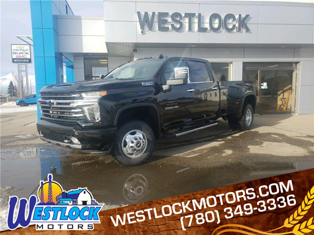 2021 Chevrolet Silverado 3500HD High Country (Stk: 21T85) in Westlock - Image 1 of 1