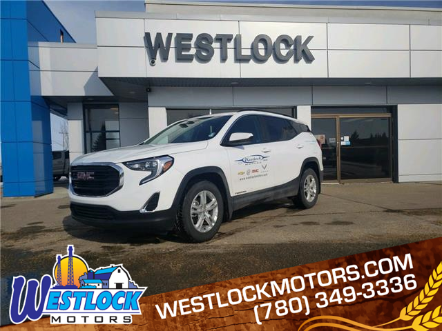 2021 GMC Terrain SLE (Stk: 21T61) in Westlock - Image 1 of 17