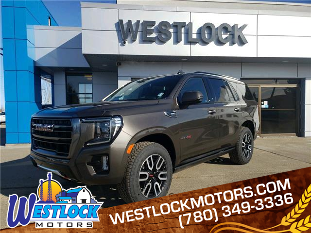 2021 GMC Yukon AT4 (Stk: 21T117) in Westlock - Image 1 of 11