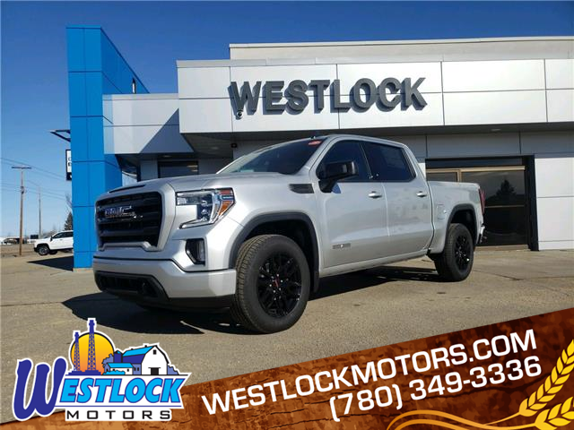 2021 GMC Sierra 1500 Elevation (Stk: 21T100) in Westlock - Image 1 of 17