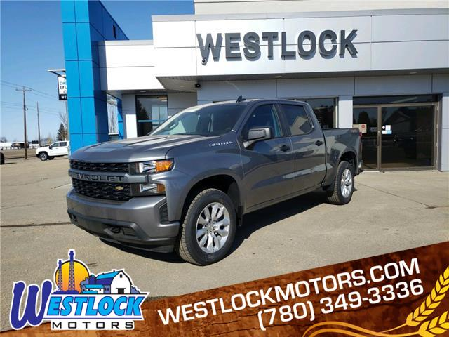2021 Chevrolet Silverado 1500 Custom (Stk: 21T122) in Westlock - Image 1 of 15