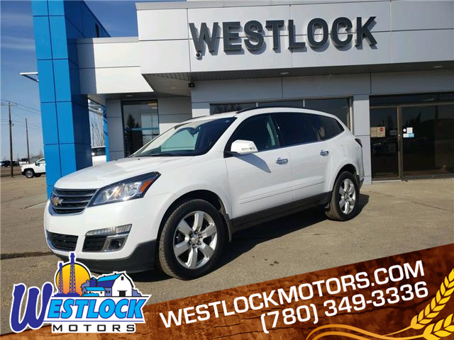 2017 Chevrolet Traverse 1LT (Stk: T2104) in Westlock - Image 1 of 17