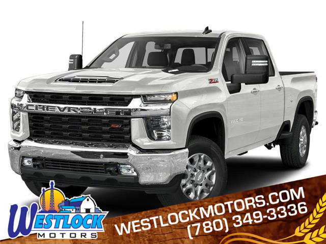 2021 Chevrolet Silverado 3500HD LT (Stk: 21T140) in Westlock - Image 1 of 9
