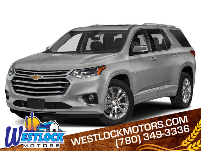 2021 Chevrolet Traverse Premier (Stk: 21T143) in Westlock - Image 1 of 9