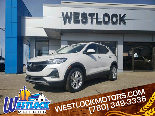 2021 Buick Encore GX Preferred (Stk: 21T28) in Westlock - Image 1 of 17