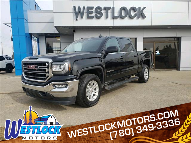 2017 GMC Sierra 1500 SLE (Stk: T2107) in Westlock - Image 1 of 17