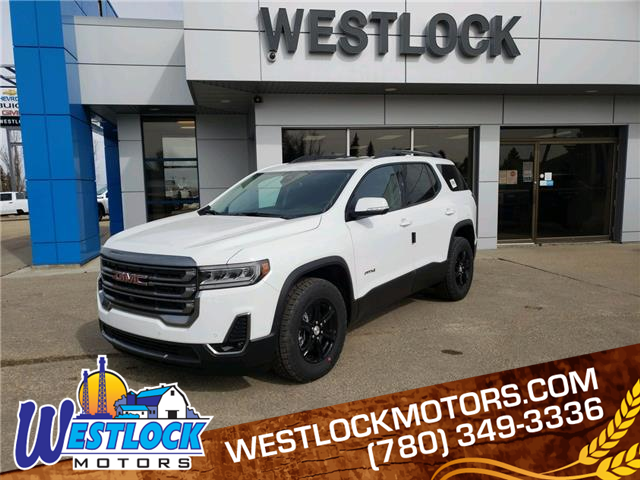 2021 GMC Acadia AT4 (Stk: 21T111) in Westlock - Image 1 of 22