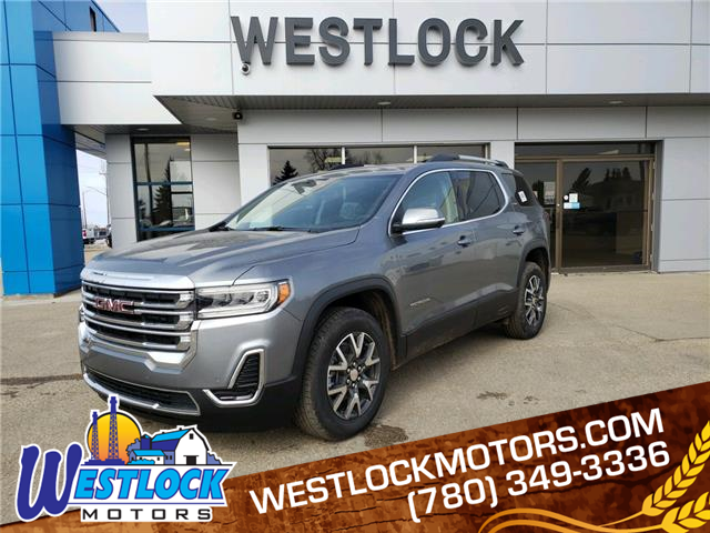 2021 GMC Acadia SLE (Stk: 21T112) in Westlock - Image 1 of 15