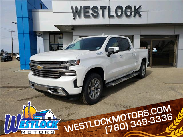 2021 Chevrolet Silverado 1500 High Country (Stk: 21T128) in Westlock - Image 1 of 21