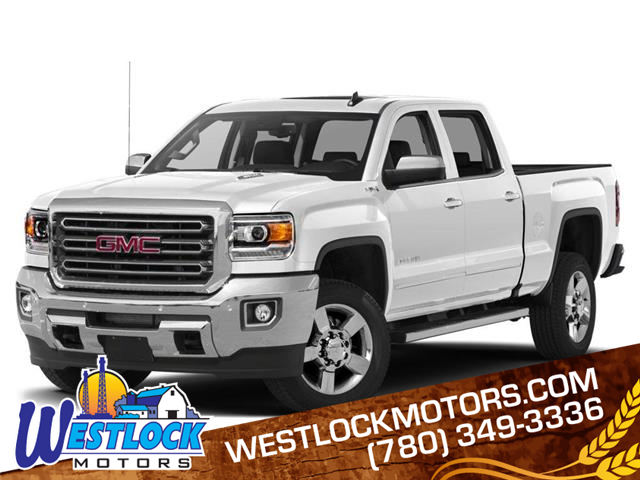 2016 GMC Sierra 2500HD SLT (Stk: 21T129A) in Westlock - Image 1 of 9