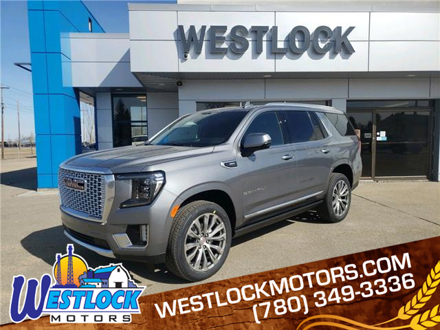 2021 GMC Yukon Denali (Stk: 21T139) in Westlock - Image 1 of 22