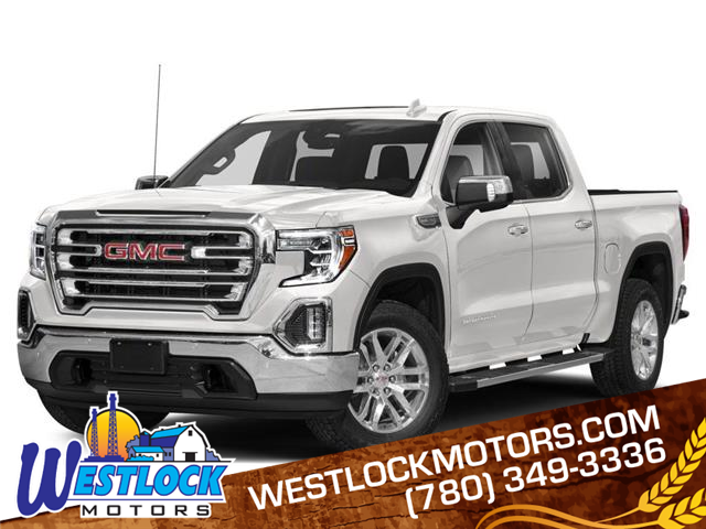 2021 GMC Sierra 1500 SLT (Stk: 21T159) in Westlock - Image 1 of 9