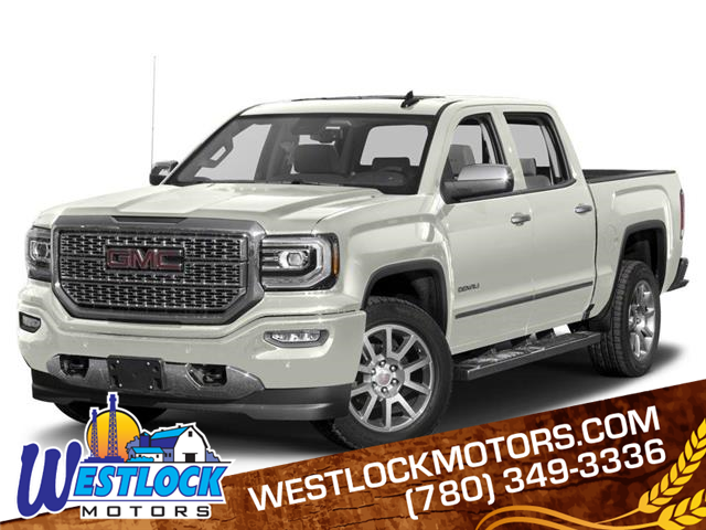 2018 GMC Sierra 1500 Denali (Stk: 21T135A) in Westlock - Image 1 of 9