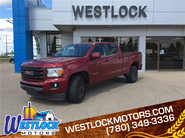 2019 GMC Canyon SLE (Stk: 21T86A) in Westlock - Image 1 of 17