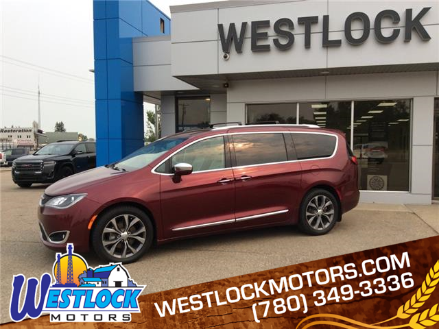 2017 Chrysler Pacifica Limited (Stk: 21T183A) in Westlock - Image 1 of 30