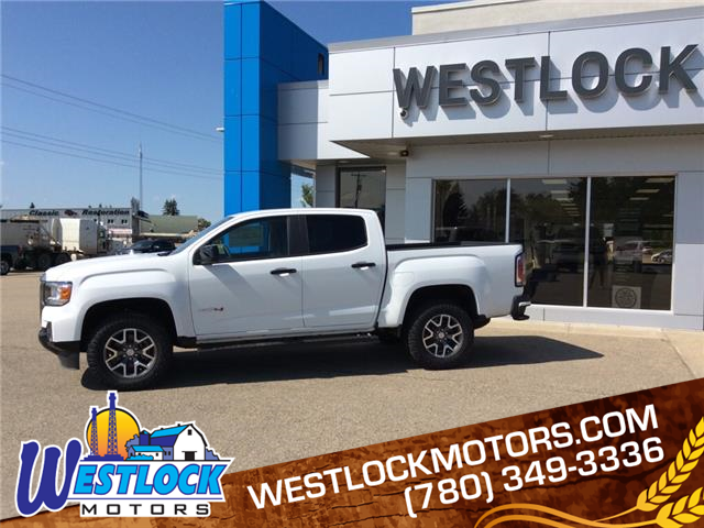2021 GMC Canyon  (Stk: 21T212) in Westlock - Image 1 of 28
