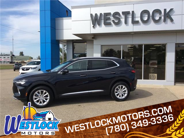 2021 Buick Envision Preferred (Stk: 21T222) in Westlock - Image 1 of 25