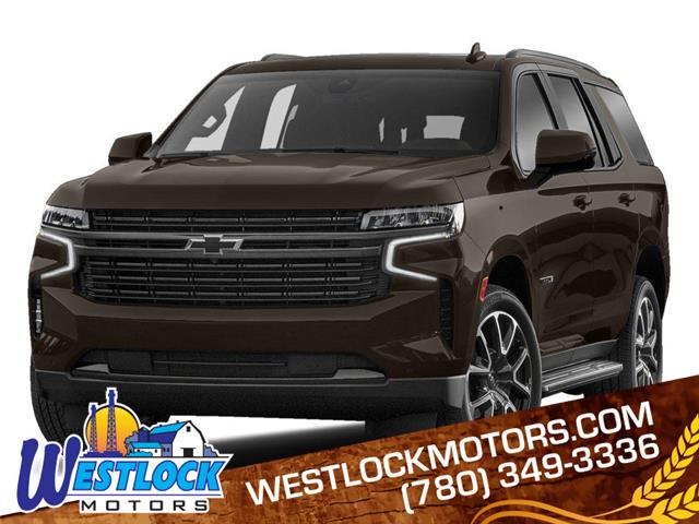 2021 Chevrolet Tahoe RST (Stk: 21T240) in Westlock - Image 1 of 3