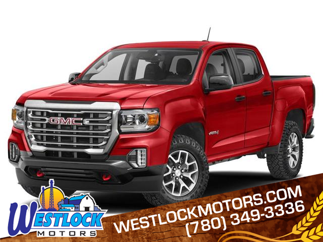 2021 GMC Canyon  (Stk: 21T238) in Westlock - Image 1 of 9