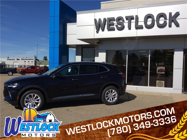 2021 Buick Envision Preferred (Stk: 21T245) in Westlock - Image 1 of 28