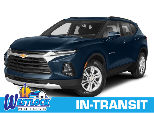 2021 Chevrolet Blazer Premier (Stk: 21T37) in Westlock - Image 1 of 9