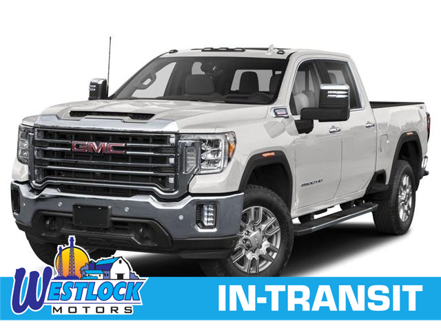 2021 GMC Sierra 3500HD Denali (Stk: 21T41) in Westlock - Image 1 of 8