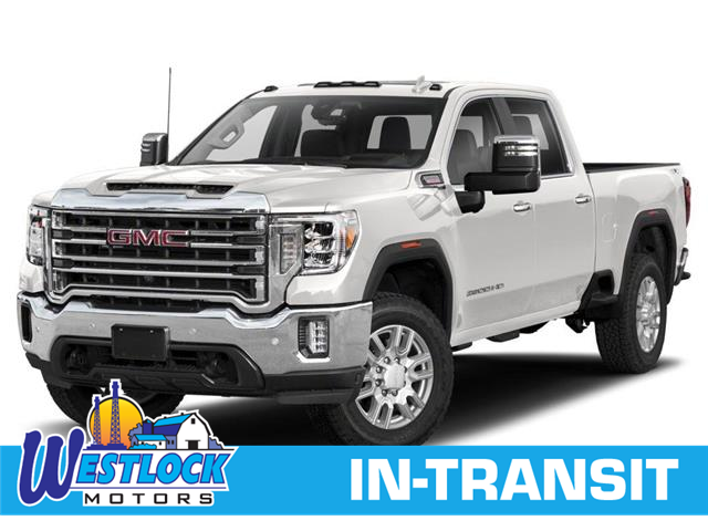 2021 GMC Sierra 2500HD AT4 (Stk: 21T115) in Westlock - Image 1 of 9