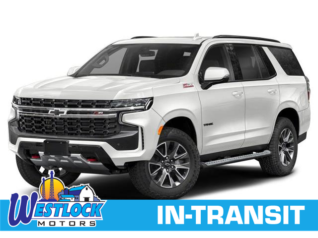 2021 Chevrolet Tahoe Z71 (Stk: 21T150) in Westlock - Image 1 of 9