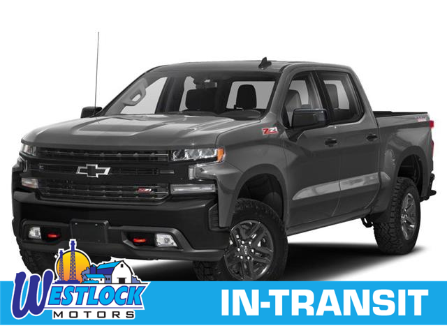 2021 Chevrolet Silverado 1500 LT Trail Boss (Stk: 21T154) in Westlock - Image 1 of 9