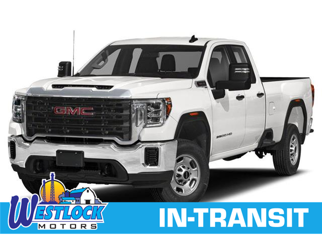 2021 GMC Sierra 2500HD Base (Stk: 21T164) in Westlock - Image 1 of 9