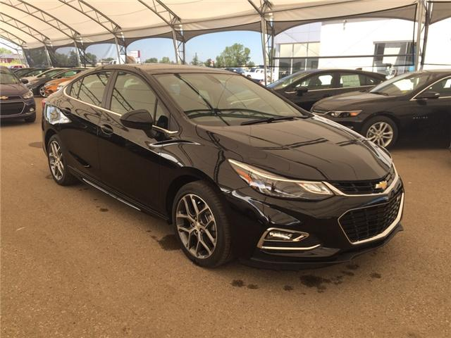2017 Chevrolet Cruze LT Auto (Stk: 149582) in AIRDRIE - Image 1 of 23