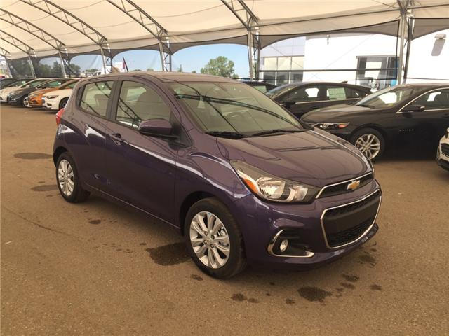 2017 Chevrolet Spark 1LT Manual (Stk: 152873) in AIRDRIE - Image 1 of 20