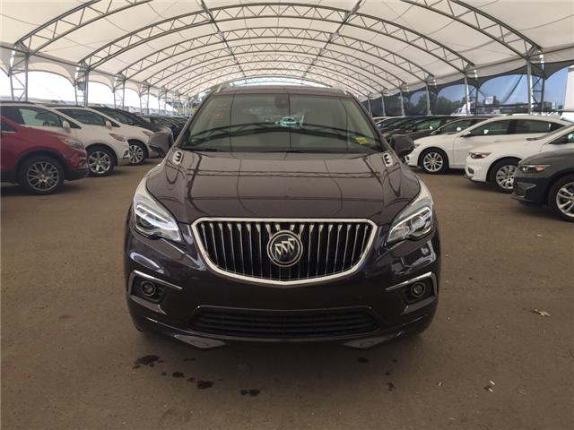 2017 Buick Envision Premium II (Stk: 151705) in AIRDRIE - Image 2 of 26