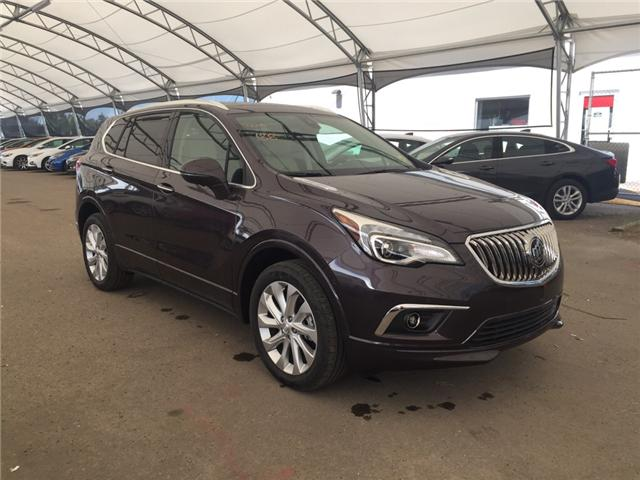 2017 Buick Envision Premium II (Stk: 151705) in AIRDRIE - Image 1 of 26