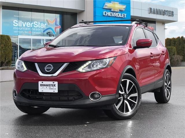 2018 Nissan Qashqai SL (Stk: 21758B) in Vernon - Image 1 of 26