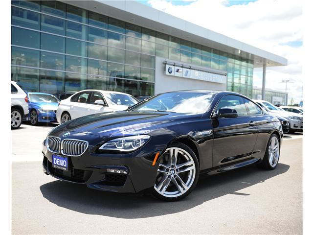 2016 BMW 650i xDrive (Stk: 6A05157) in Brampton - Image 1 of 12