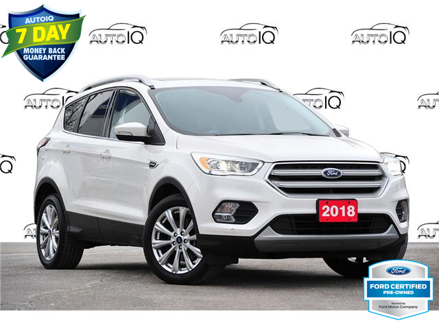 2018 Ford Escape Titanium (Stk: 154740) in Kitchener - Image 1 of 15
