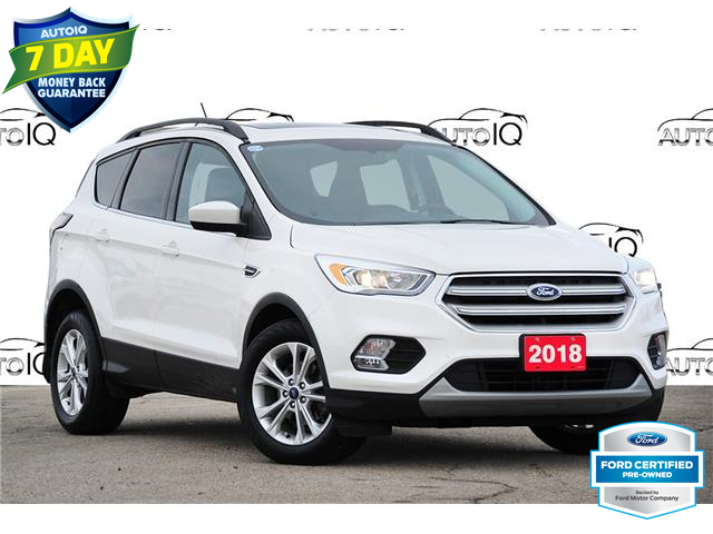 2018 Ford Escape SEL (Stk: 154940) in Kitchener - Image 1 of 20