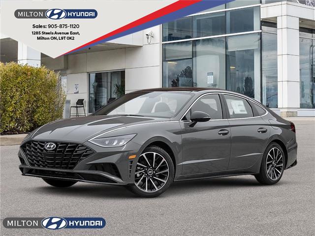 2020 Hyundai Sonata Sport (Stk: 005702) in Milton - Image 1 of 23